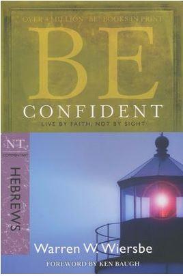 "Hebrews — ""Be Confident!"""