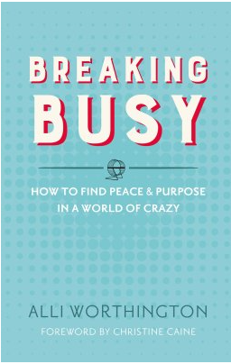 Peace and Purpose in a World of Crazy