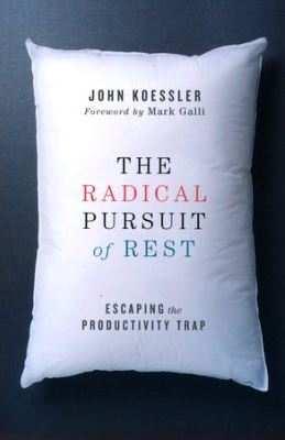 The Radical Pursuit of Rest from Living Our Life a Feature post from The Cozy Reading Spot on Reading List