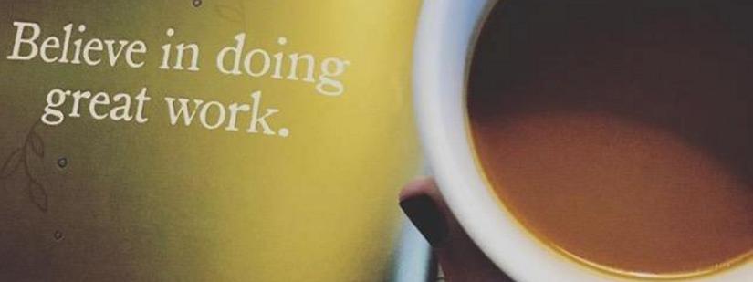 The Great Work:Encouragement