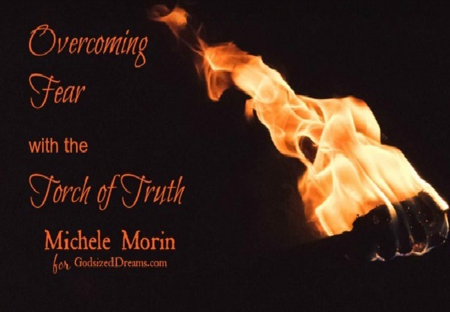 Overcoming Fear with the Torch of Truth
