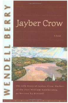 Jayber Crow:  Welcome to theDiscussion!