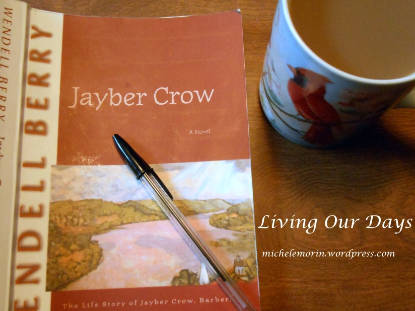 The Membership: Jayber Crow Discussion Group(4)