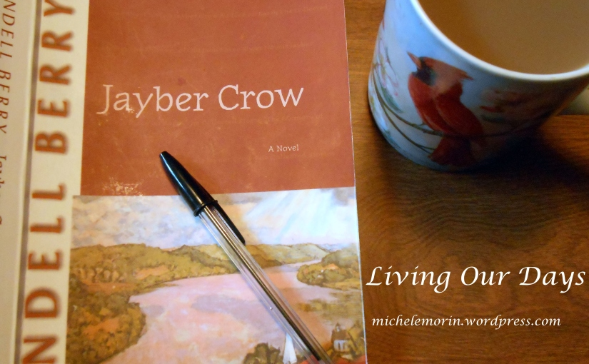 When the Time Comes to Look Back — Jayber Crow Discussion Group (7)