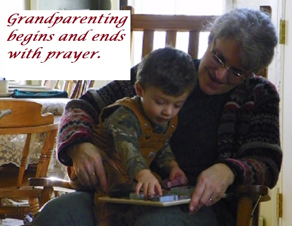 Grandparenting: A High and Holy Calling