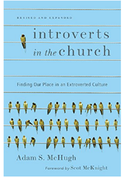 A Guide for Living Well as an Introvert of Faith