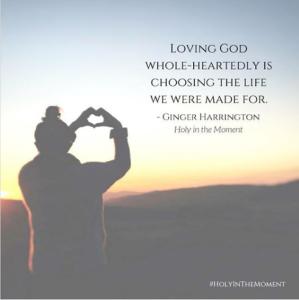 Love God. Embrace Truth. Enjoy Life.