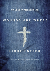 Wounds Are Where Light Enters