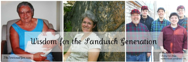 Caregiving:  Wisdom for the Sandwich Generation