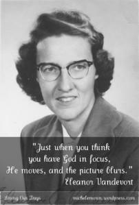 A Leopard Tamed, Eleanor Vandevort, Missionary Biography