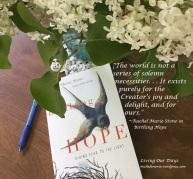 Birthing Hope, Motherhood, Incarnation