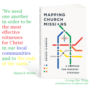 A Review of Mapping Church Missions by Sharon R. Hoover