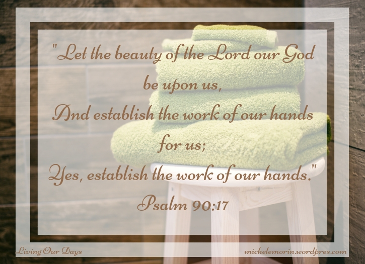 Celebrating the Labor and the Love in the Spiritual Discipline of Housekeeping