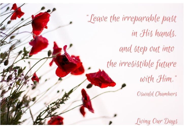 Oswald Chambers's Message of Hope in the Midst ofWar
