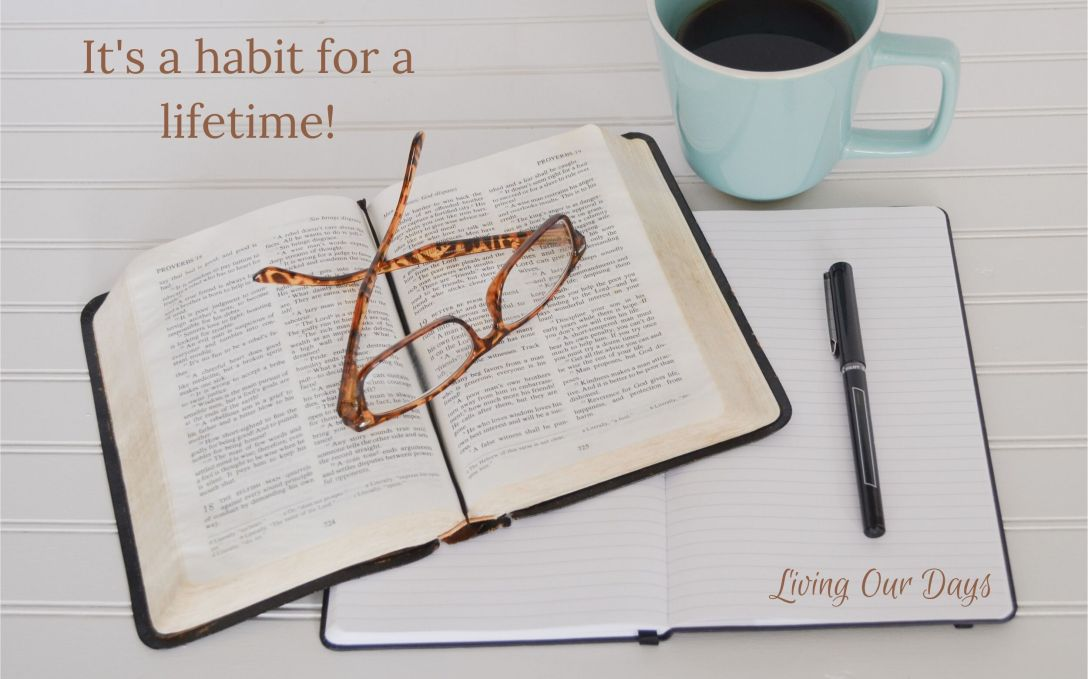 The discipline and delight of steady and methodical Bible reading is life changing.