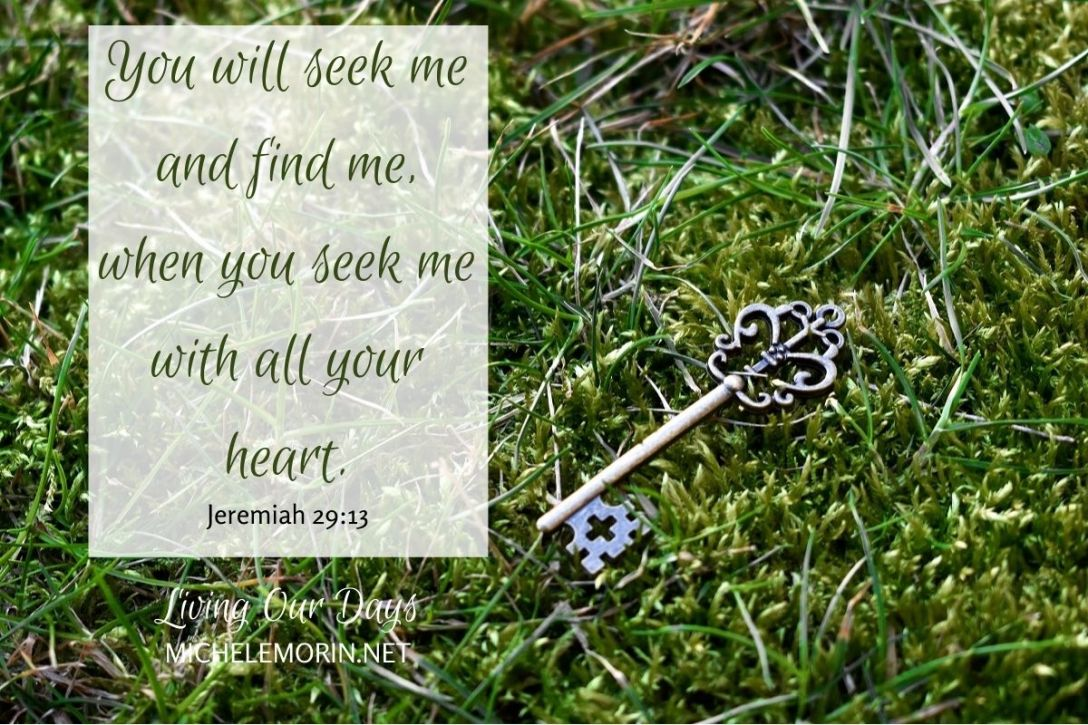 How Do I Search for God with All My Heart?